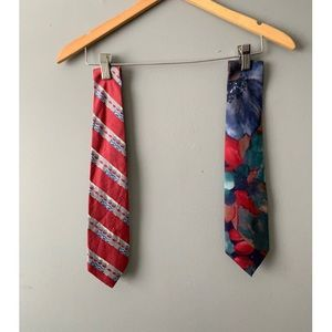 Vintage Henry Alan and Italian Ties